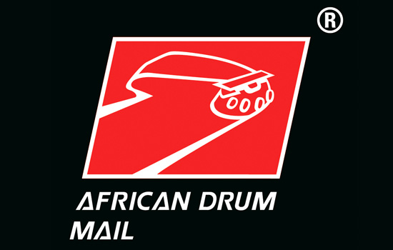 African Drum Mail Logo