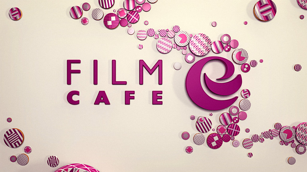 Film Cafe Buttons